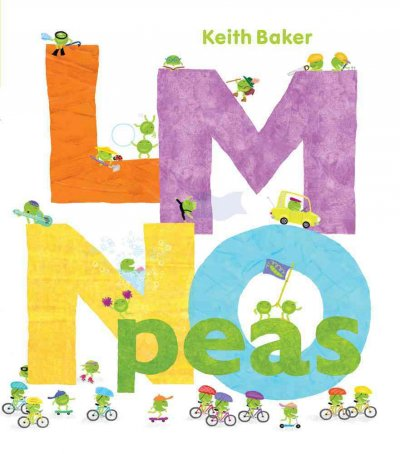 LMNO Peas book cover
