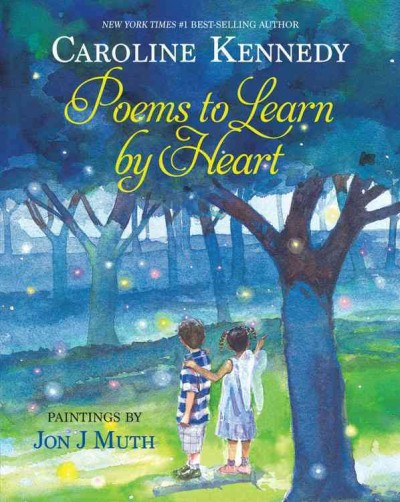 Cover of Poems to Learn By Heart