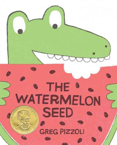 Watermelon Seed by Pizzoli