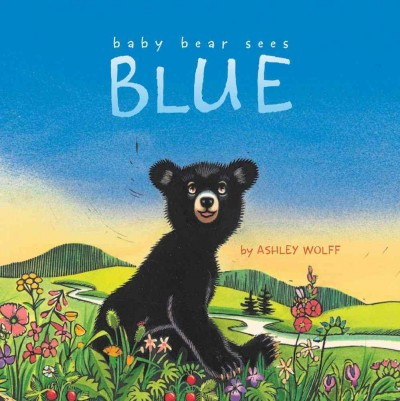 Bay Bear Sees Blue book cover