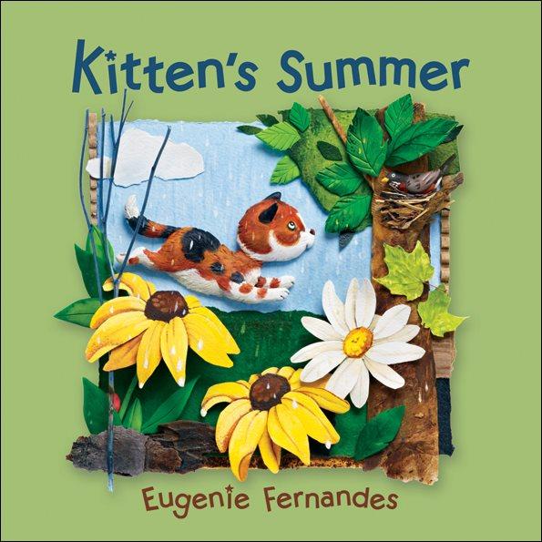 Kitten's Summer cover