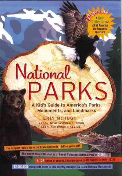 National Parks book cover