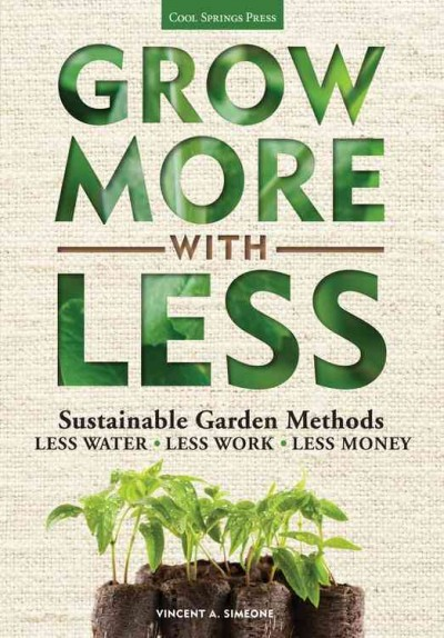 How to Grow More with Less