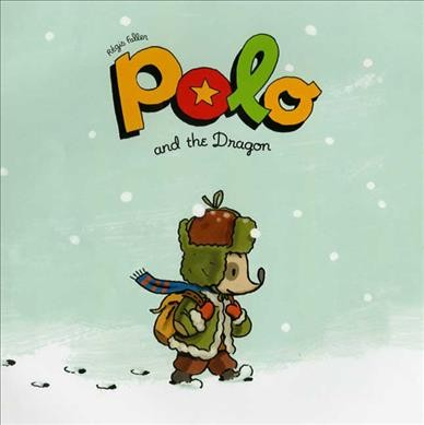 cover; Polo & the Dragon
