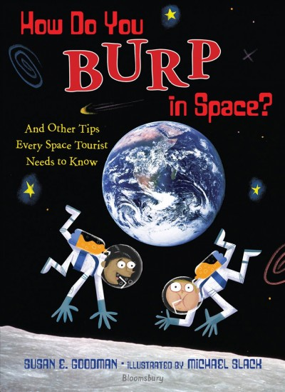 How Do you Burp in Space? book cover