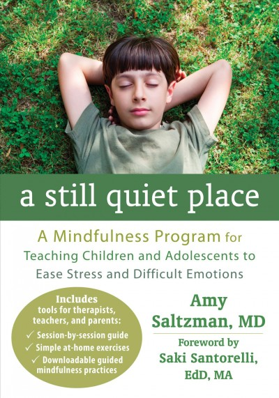 Book cover image of A Still Quiet Place