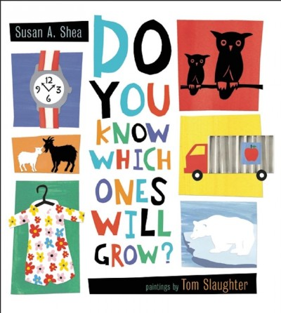 Do You Know Which Ones Will Grow? book cover