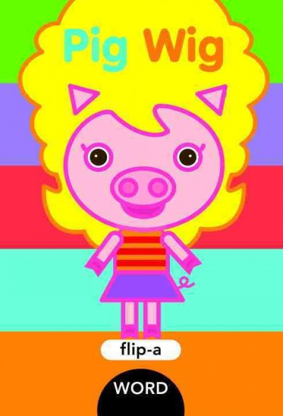 Pig Wig book cover