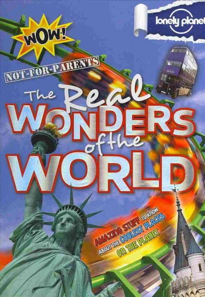 Not-for-Parents Wonders of the World book cover