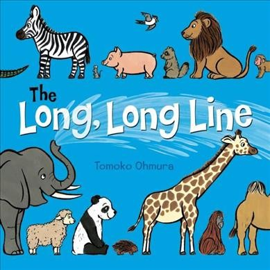 The Long, Long Line book cover