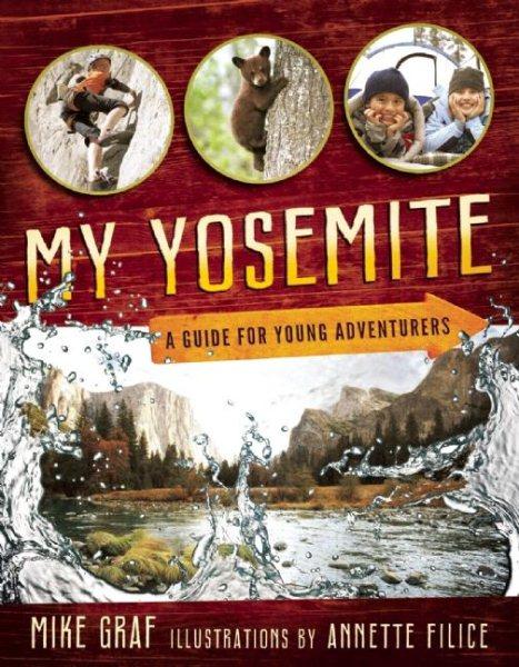 My Yosemite book cover