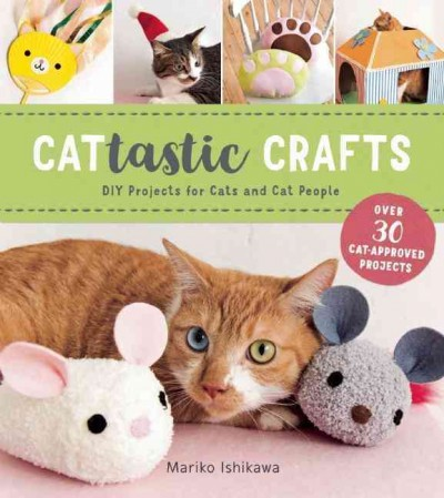 Cat taastic crafts