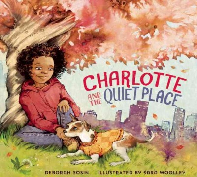 Book cover image of Charlotte and the Quiet Place