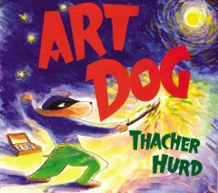 Art Dog by Hurd