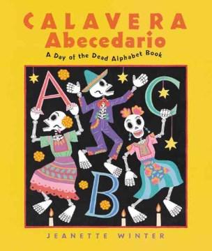 Calavera Abecedario book cover