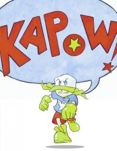 Kapow by O'Connor