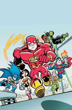 DC Super Friends series