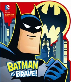 Batman is Brave by Lemke