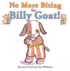 No More Biting for Billy Goat