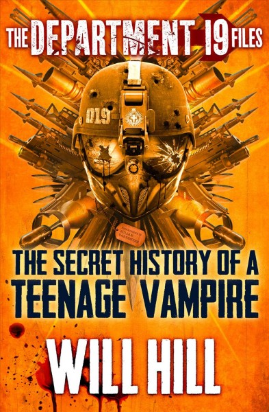 The secret history of a teenage vampire /