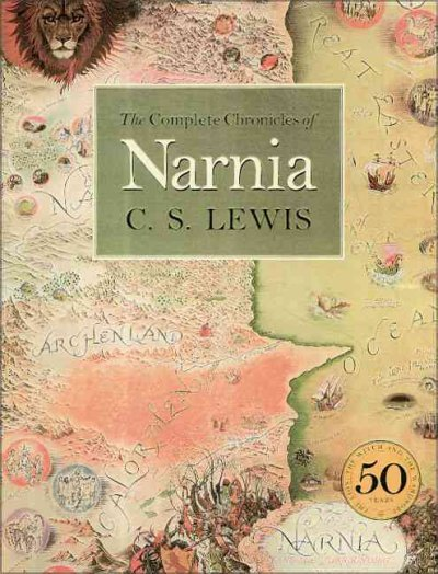 The complete chronicles of Narnia /
