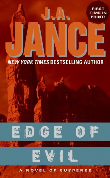 Edge of evil /