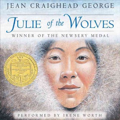 Julie of the Wolves [abridged] /