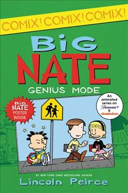 Big Nate : genius mode /