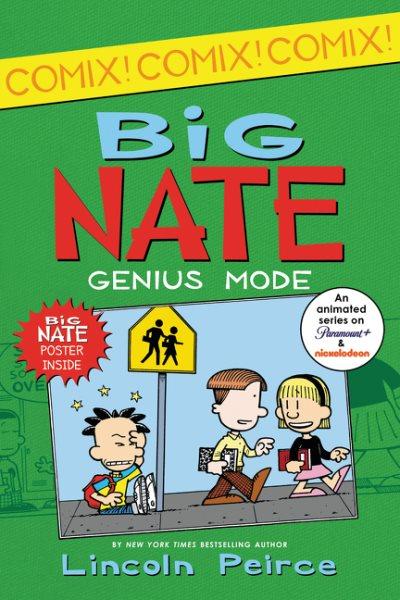 Big Nate : genius mode /