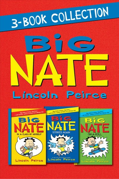 Big nate 3-book collection /