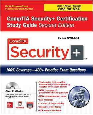 CompTIA security+ certification study guide (exam SY0-401) /