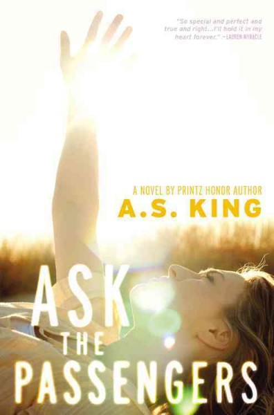 Ask the passengers : a novel /
