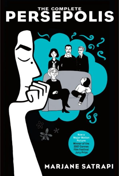 The complete Persepolis /