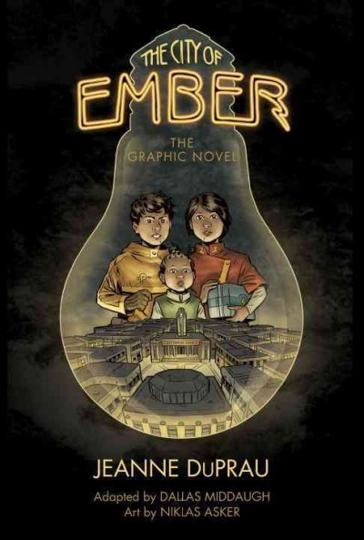 The city of Ember : the graphic novel /