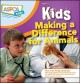 Kids making a difference for animals /