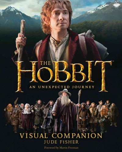The hobbit : an unexpected journey : visual companion /