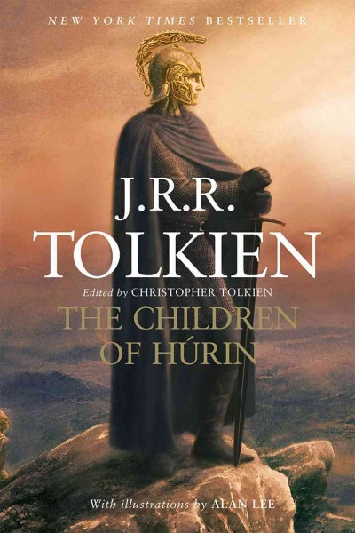 Narn i chîn Húrin the tale of the children of Húrin /