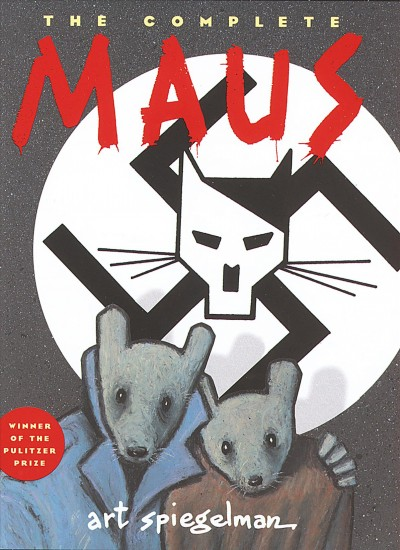 Maus, a survivor's tale I. My father bleeds history.