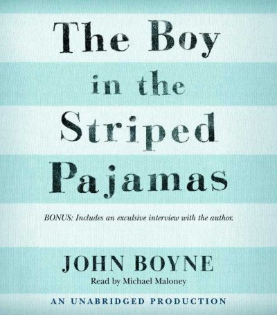 The boy in the striped pajamas [a fable] /