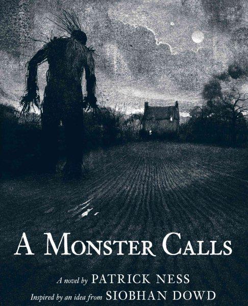 A monster calls : a novel /