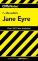 CliffsNotes, Jane Eyre /