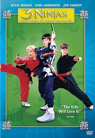 3 ninjas high noon at Mega Mountain /