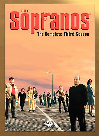The Sopranos. The complete third season /