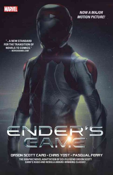 Ender's game ; graphic novel /
