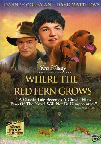 Where the red fern grows [wide-standard]