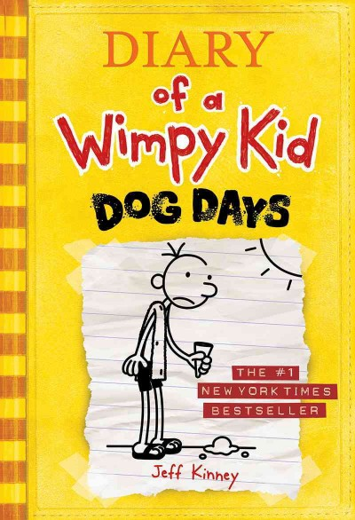Diary of a wimpy kid : dog days /