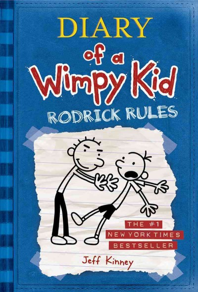 Diary of a wimpy kid : Rodrick rules /