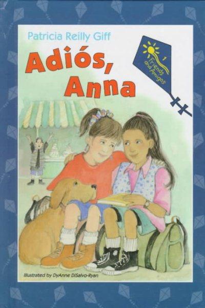 Adiós, Anna /
