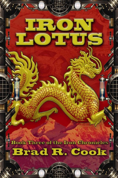 Iron lotus : a novel /