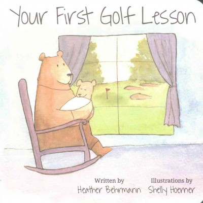 Your first golf lesson /